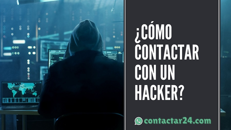 como contactar hacker
