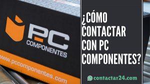 como contactar pccomponentes
