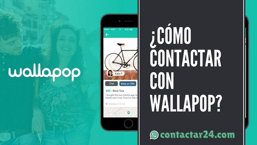 como contactar wallapop